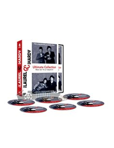 Laurel & Hardy - Ultimate Collection [6DVD] - DVD (2012)