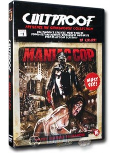 Maniac Cop - CultProof - William Lustig - DVD (1988)