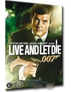 Live and Let Die - Roger Moore - DVD (1973)