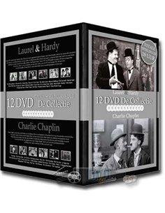 Laurel & Hardy / Charlie Chaplin - DVD