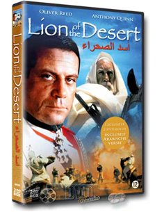 Lion of the Desert - Oliver Reed, Anthony Quinn - DVD (1981)