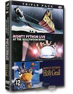 Monty Python Triple Pack - DVD (2011)
