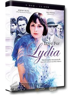 Love for Lydia - Jeremy Irons, Mel Martin - DVD (1977)