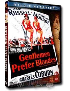 Marilyn Monroe - Gentlemen Prefer Blondes - DVD (1950)