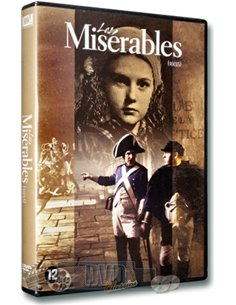 Les Miserables - Charles Laughton, Fredric March - DVD (1935)