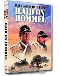 Raid on Rommel - Richard Burton - Henry Hathaway - DVD (1971)