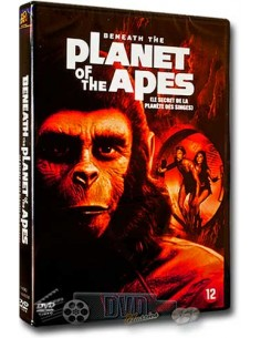 Planet of the Apes - Beneath the - DVD (1970)