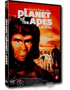 Planet of the Apes - Escape from - DVD (1971)