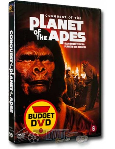 Planet of the Apes - Conquest of - DVD (1972)
