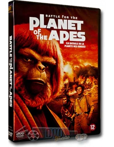 Planet of the Apes - The Battle for - DVD (1973)