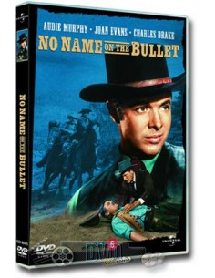 No Name on the Bullet - Audie Murphy - DVD (1959)