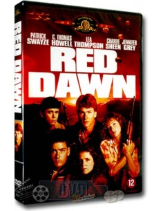 Red Dawn - Patrick Swayze, Charlie Sheen, Lea Thompson - DVD (1984)