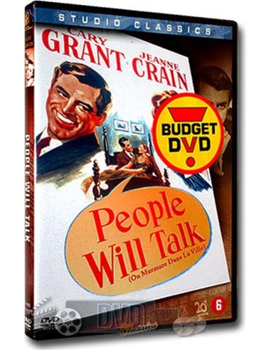 People Will Talk - Cary Grant, Jeanne Crain - DVD (1951)