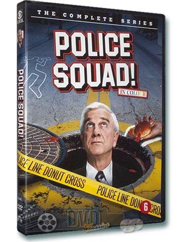 Police Squad - Leslie Nielsen, Alan North - DVD (1982)