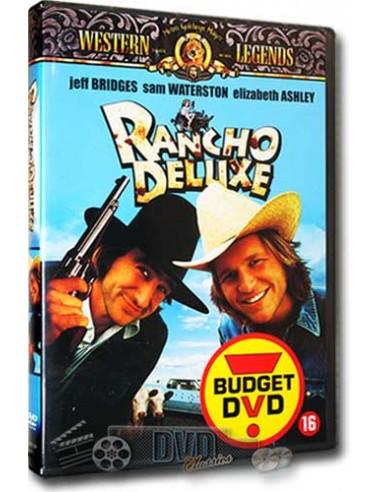 Rancho Deluxe - Harry Dean Stanton, Jeff Bridges - DVD (1975)