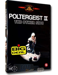 Poltergeist 2 - JoBeth Williams, Heather O'Rourke - DVD (1986)