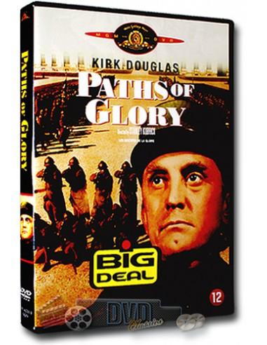 Paths of Glory - Kirk Douglas - Stanley Kubrick - DVD (1957)