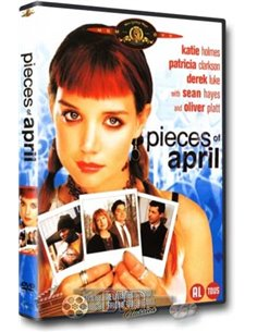 Pieces of April - Katie Holmes, Oliver Platt - DVD (2003)