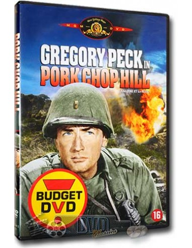 Pork Chop Hill - Gregory Peck, George Peppard, Rip Torn - DVD (1959)