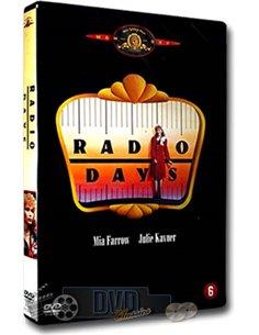 Radio Days - Mia Farrow, Woody Allen - DVD (1987)