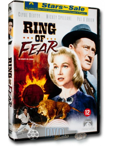 Ring of Fear - Mickey Spillane - James Edward Grant - DVD (1954)