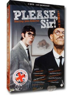 Please Sir - Seizoen 1 - DVD (1969)