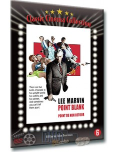 Point Blank - Lee Marvin, Angie Dickinson - DVD (1967)