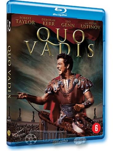 Quo Vadis - Robert Taylor, Deborah Kerr - Blu-Ray (1951)