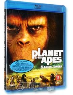 Planet of the Apes - Charlton Heston, Kim Hunter - Blu-Ray (1968)