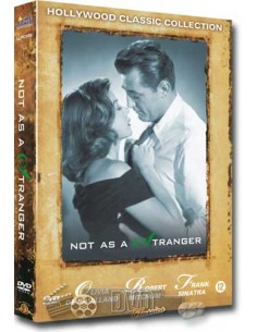 Not as a Stranger - Olivia de Havilland, Robert Mitchum - DVD (1955)