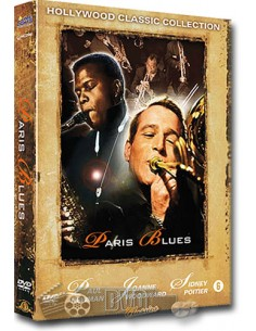 Paris Blues - Paul Newman, Sidney Poitier, Louis Armstrong - (1961)
