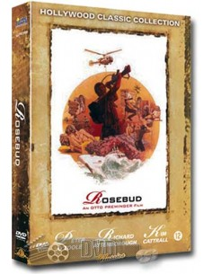 Rosebud - Richard Attenborough, Kim Cattrall - DVD (1975)