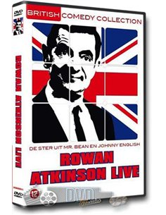 Rowan Atkinson Live - Britisch Comedy Collection (2DVD)