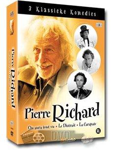Pierre Richard Box - DVD (2010)