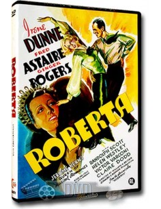 Roberta - Fred Astaire, Ginger Rogers, Irene Dunne - DVD (1935)