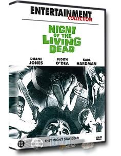 Night of the Living Dead - Duane Jones, Judith O'Dea - DVD (1968)