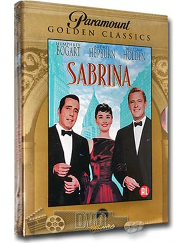 Sabrina - Audrey Hepburn, Humphrey Bogart, William Holden - DVD (1954)