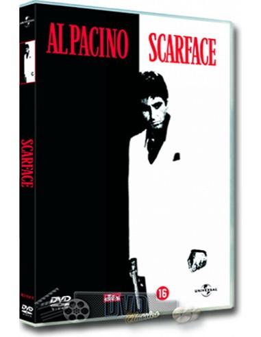 Scarface - Al Pacino, Mary Elizabeth Mastrantonio - DVD (1983)