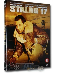 Stalag 17 - William Holden, Otto Preminger, Don Taylor - DVD (1953)