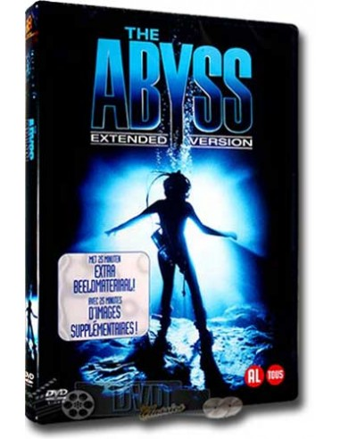 The Abyss - Ed Harris - James Cameron - DVD (1989)