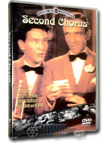 Second Chorus - Fred Astaire, Paulette Goddard - DVD (1940)