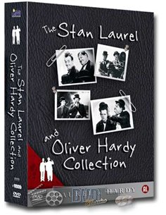 Stan Laurel and Oliver Hardy Collection - DVD (2006)