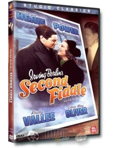 Second Fiddle - Tyrone Power - DVD (1939)