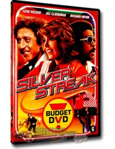 Silver Streak - Gene Wilder, Richard Pryor - DVD (1976)