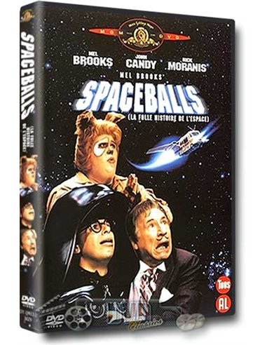 Spaceballs - Bill Pullman - Mel Brooks - DVD (1987)