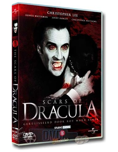Scars of Dracula - Christopher Lee - DVD (1970)