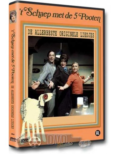 Schaep met de 5 pooten - De Allerbeste Originele Liedjes - DVD (1969)