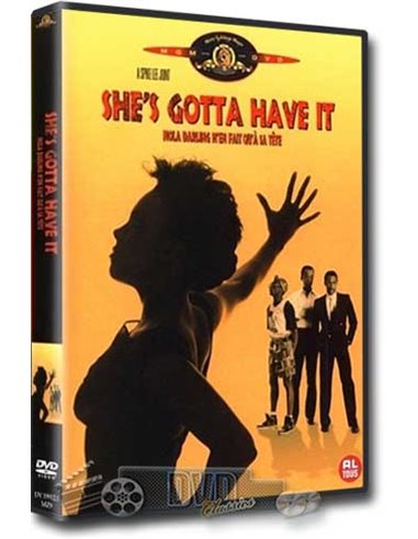 She's Gotta Have It - Tracy Camilla Johns, Spike Lee - DVD (1986)