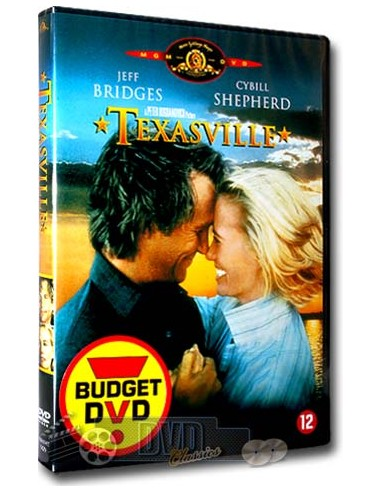 Texasville - Jeff Bridges, Cybill Sheperd - DVD (1990)