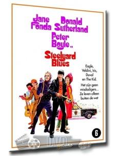 Steelyard Blues - Jane Fonda, Donald Sutherland - DVD (1973)